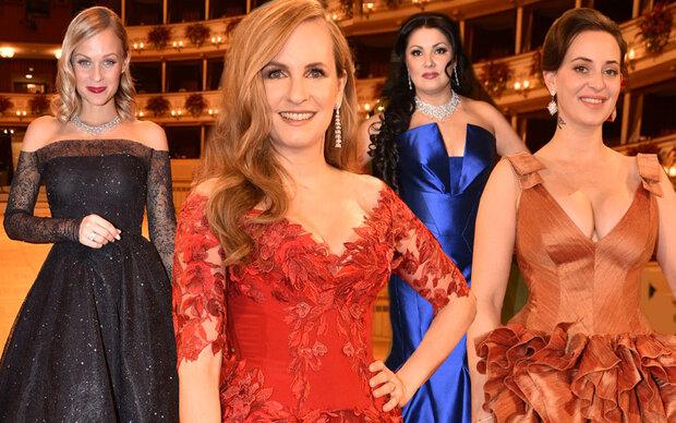 Die Roben der Opernball-Stars 2019