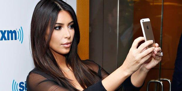 Kim Kardashian will Selfie mit Jesus