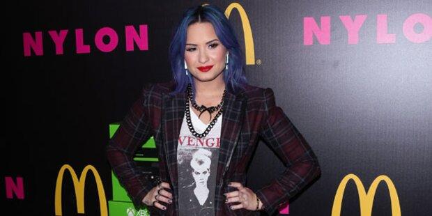 Drogen-Vergangenheit: Demi Lovato packt aus