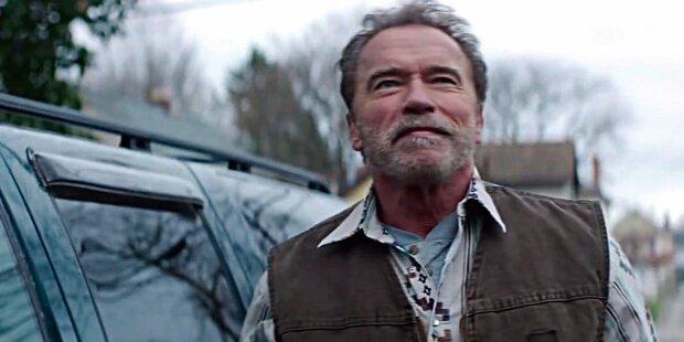Schwarzenegger ist back auf der Leinwand