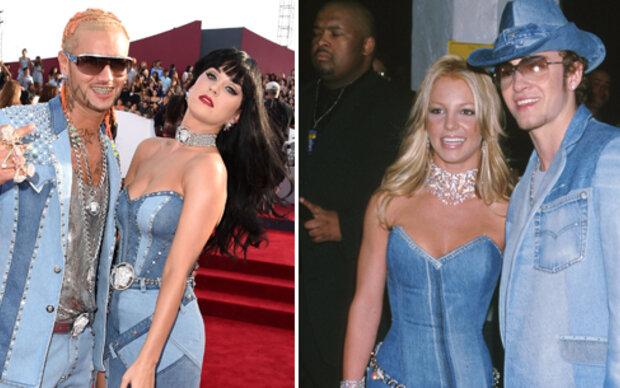 Katy Perry macht auf Britney