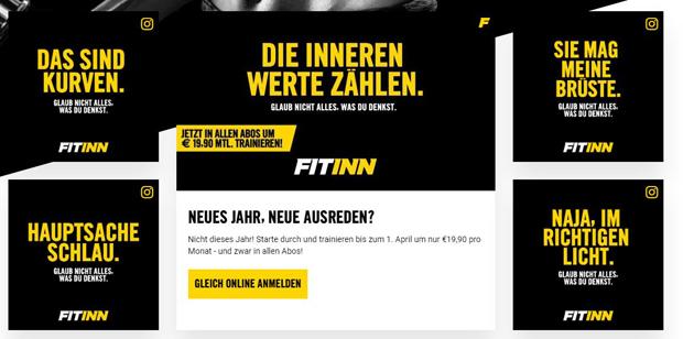 Fit Inn Screenhshot