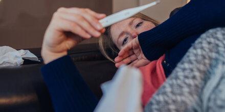 Coronavirus: Therapie für zu Hause