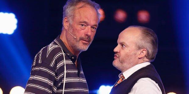 Ronald Schill & Hubert Kah: Show wurde gecancelt