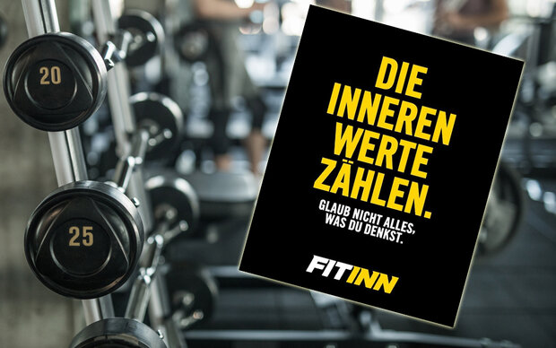Body-Shaming: Kritik an neuer Fit Inn-Kampagne