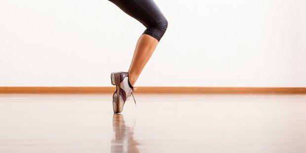 Stepptanz macht Laune und hält fit