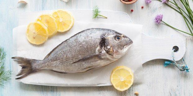 Daran erkennen Sie frischen Fisch