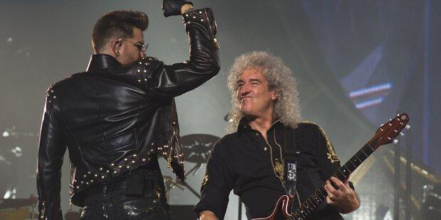 Queen am 1. Februar 2015 in Wien