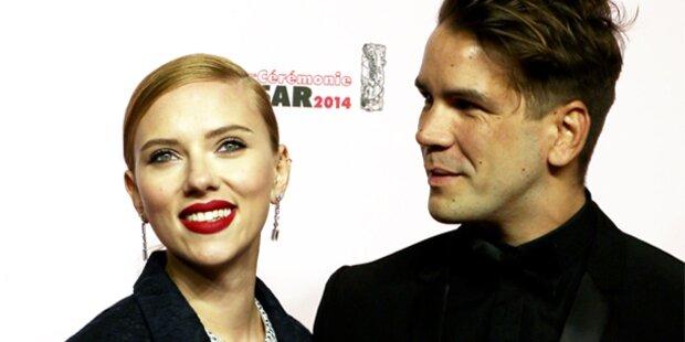 Scarlett Johansson ist Mama geworden