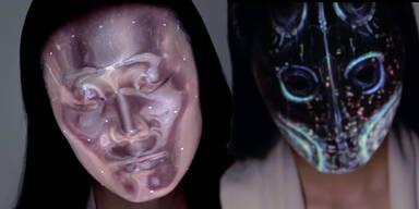 Digitales Make-Up