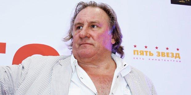 Depardieu: