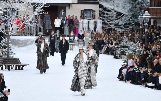 Tränen bei Lagerfelds letzter Chanel-Show