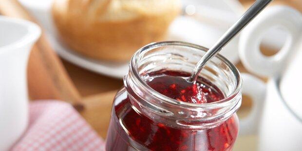 Marmeladengläser clever öffnen