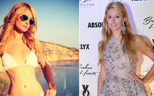 Paris Hilton: Kann diese Taille echt sein?