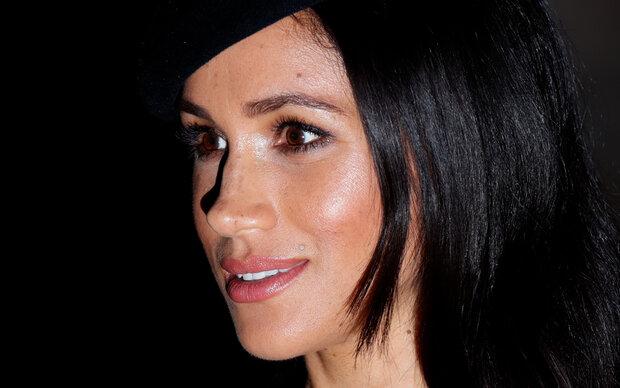 Herzogin Meghan hat eine neue Frisur