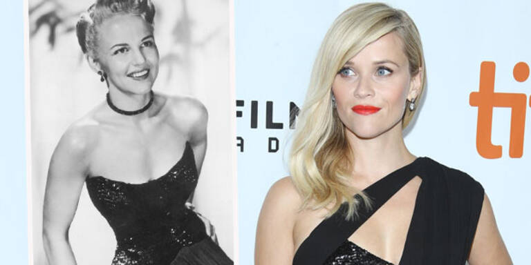Reese Witherspoon spielt Peggy Lee