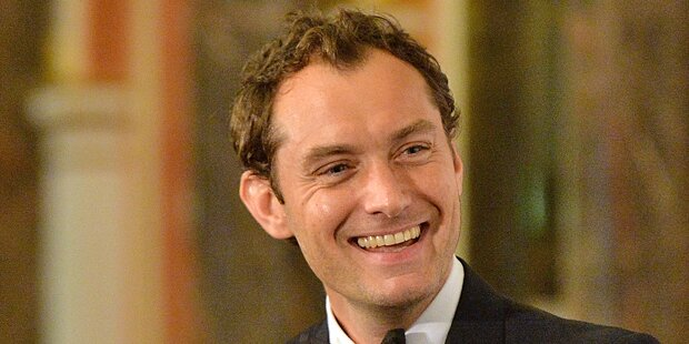 Jude Law in