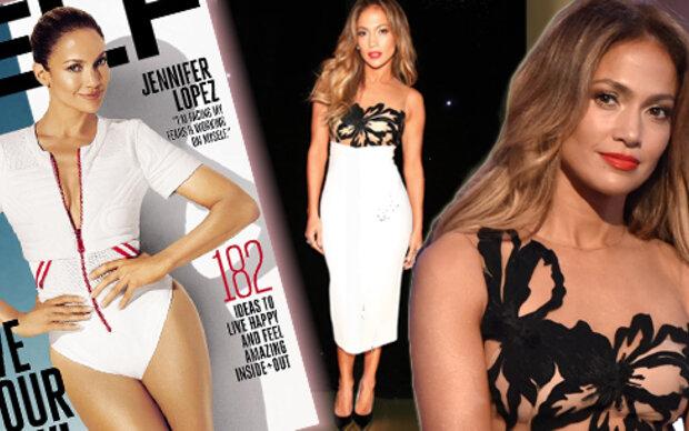 J.Lo zeigt Top-Figur