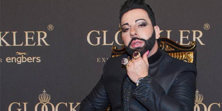 Glööckler bekommt Wiener Parfum-Preis