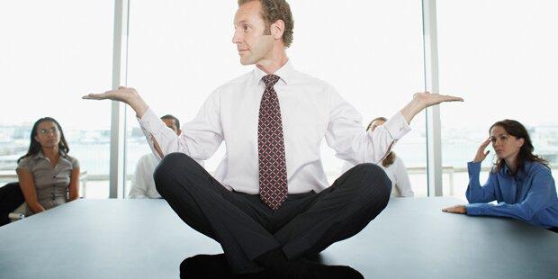 So sorgen Sie für Entspannung am Arbeitsplatz