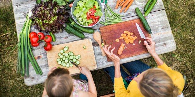 Streitpunkt: Vegane Kost für Kinder
