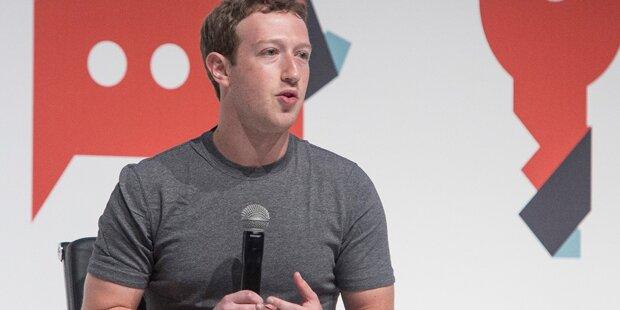 Mark Zuckerberg will Heilung aller Krankheiten finanzieren