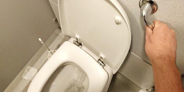Rätsel um Zehntausende im WC hinuntergespülte Euroscheine