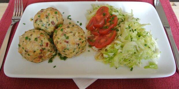 Spezialitäten aus der Südtiroler Küche