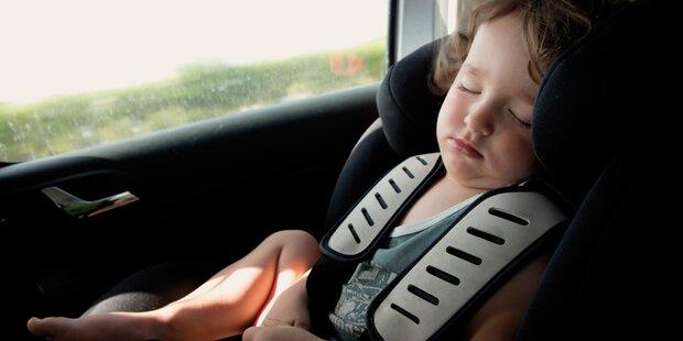 Hitze im Auto - Ab wann wird es gefährlich?