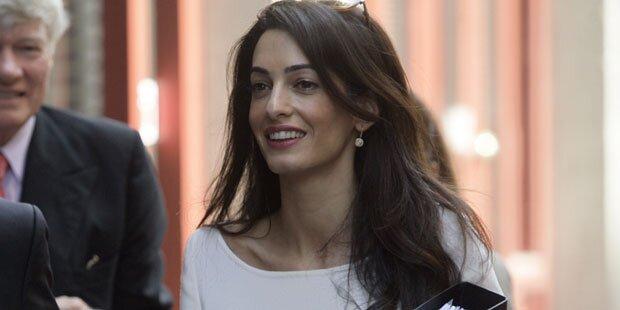 Amal: Faszinierendste Person 2014