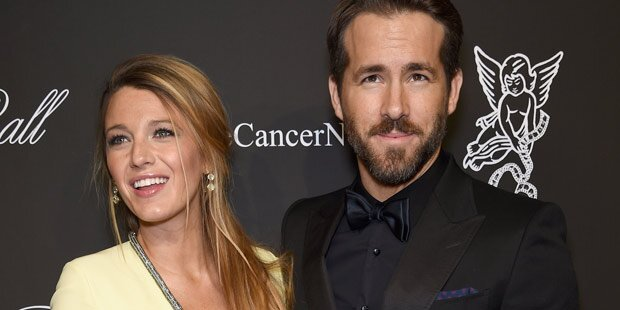 Darum hält Ryan Reynolds Babynamen geheim