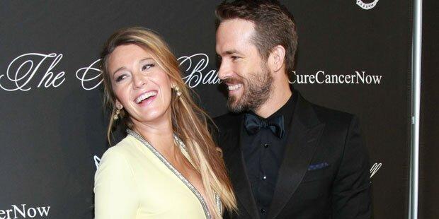Blake Lively: Ihr Baby ist da!