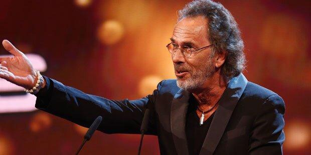 Hugo Egon Balder erregt mit Sauf-Show