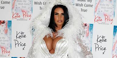 Katie Price will ihre Brüste versteigern