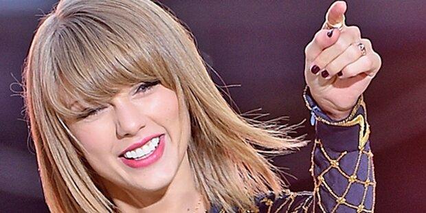 Taylor Swift verkauft 1,3 Mio. Alben