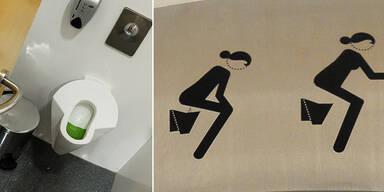 Damen Urinal