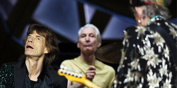 Rolling Stones sagen Konzert ab
