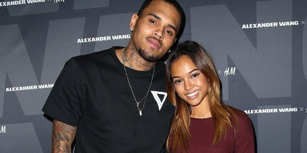 Karrueche packt über Chris Brown aus