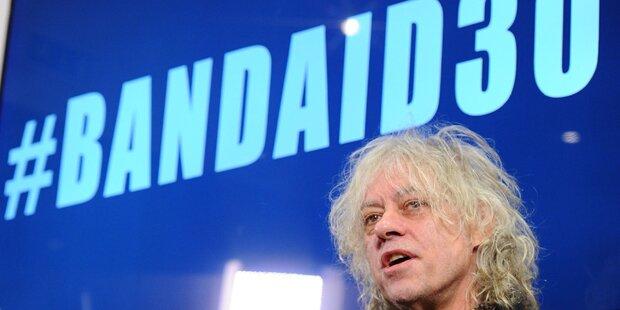 Geldof: Charity-Song mit