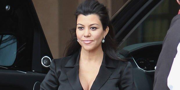 Kourtney Kardashian: Drama im Kreißsaal