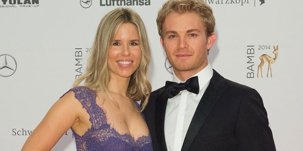 Nico Rosberg: Große Sorge um Ehefrau