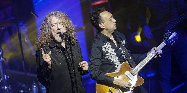 Led Zeppelin gewann Plagiatsprozess