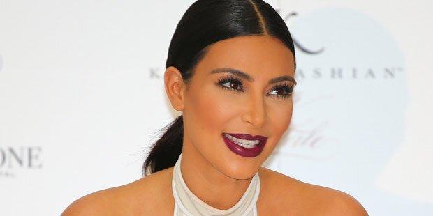 Kim Kardashian bastelt an 2. Baby