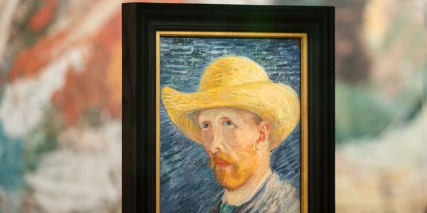 Van Gogh: Porträt entdeckt