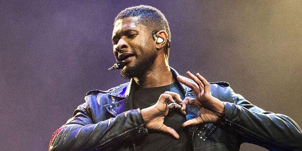 R&B Star Usher sagt Wien-Konzert ab