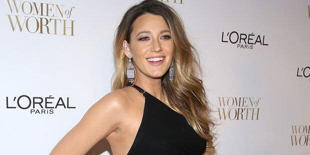 Blake Lively: Baby ist ein Mädchen