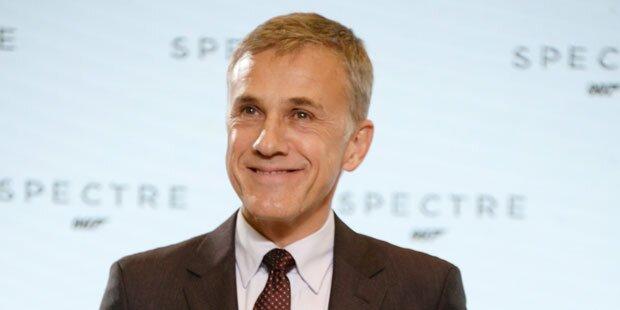 24. Bond-Film: Christoph Waltz hat nicht lange gezögert