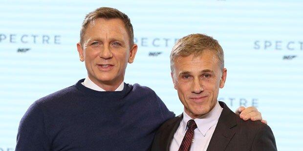 Bond 24: Waltz fix als Bösewicht