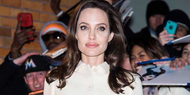 Angelina Jolie: Ihr Leidensweg