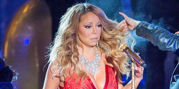 Mariah Carey heult bei Auftritt